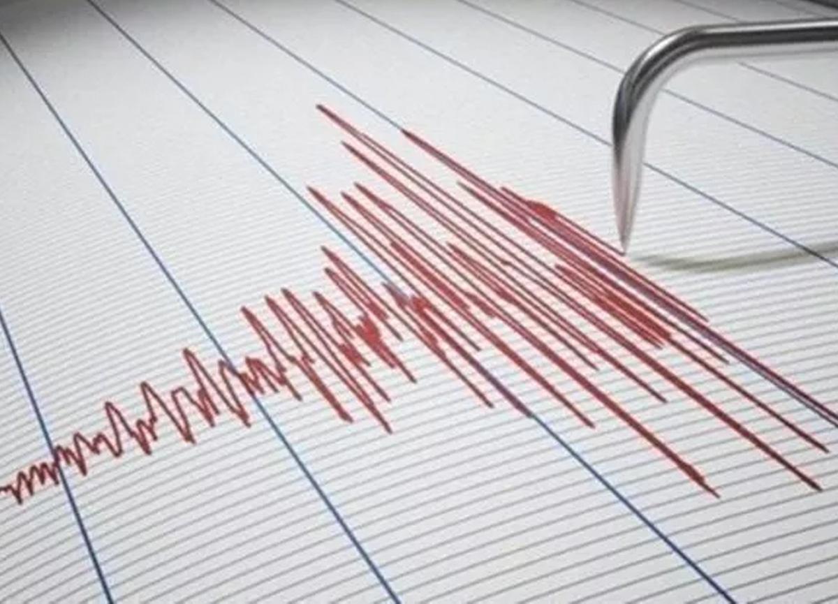 Aydın'ın Kuşadası ilçesi açıklarından 3.5 büyüklüğünde deprem oldu!