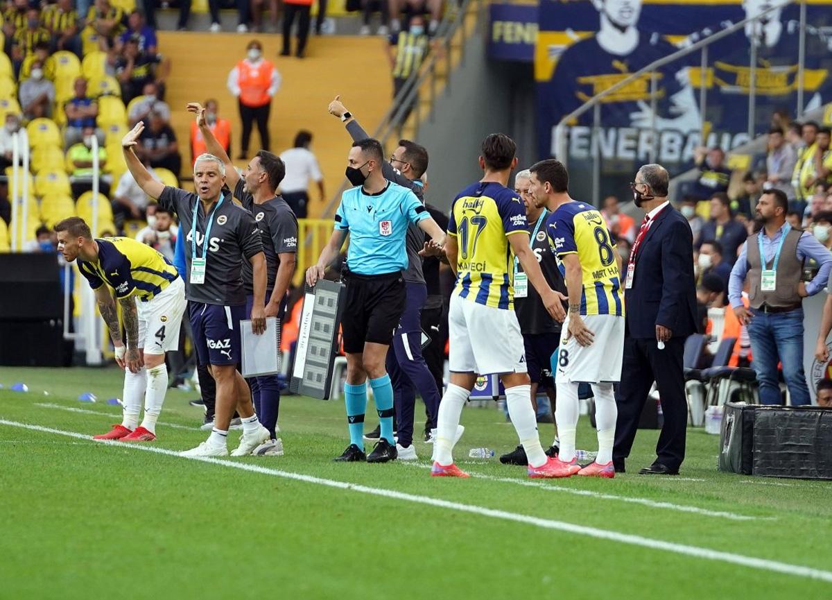Fenerbahçe'de sakatlıklar erken başladı: 1 ayda 10 sakat oyuncu