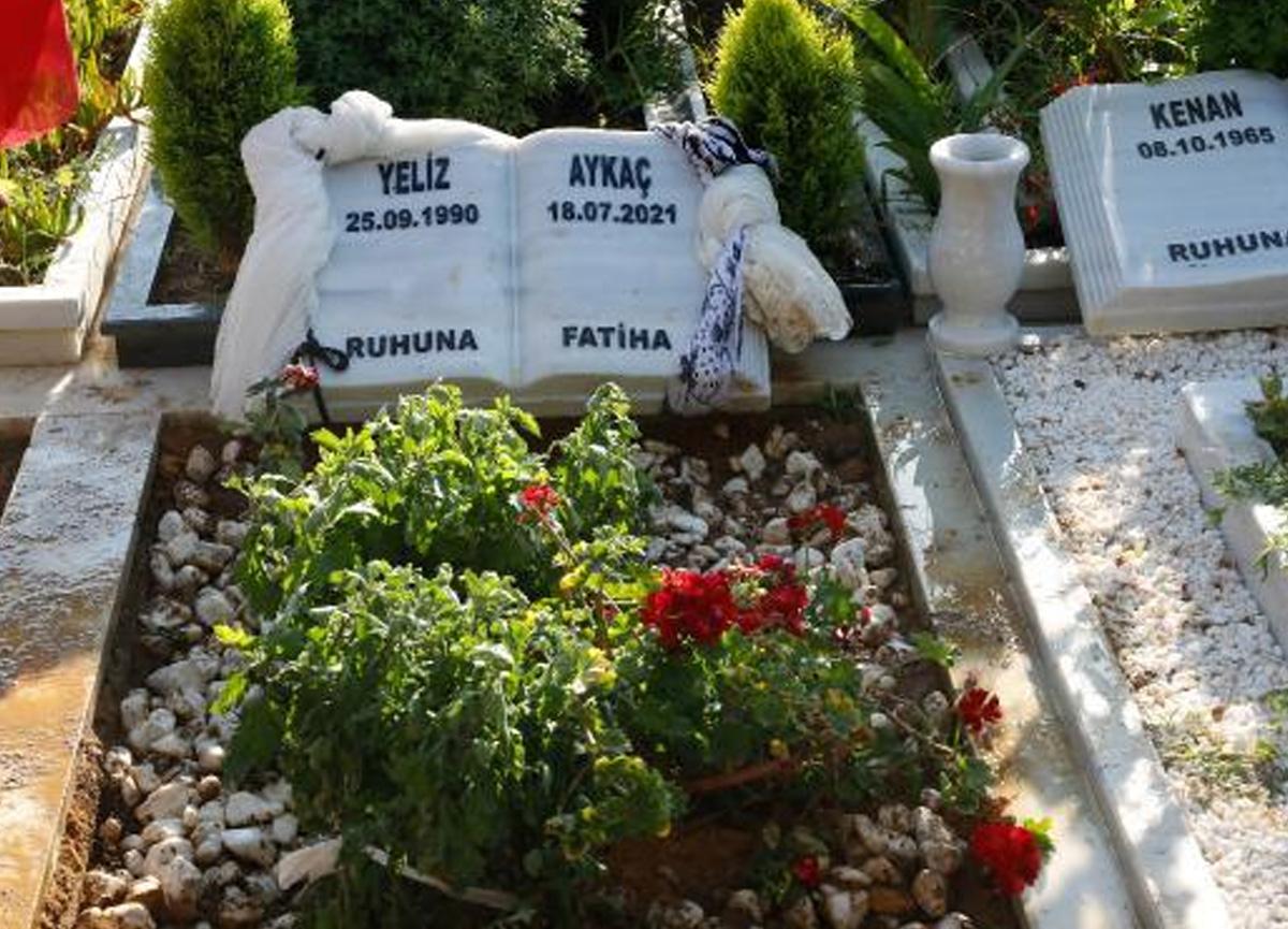 2 buçuk yaşındaki Beliz annesiyle aynı mezara defnedildi