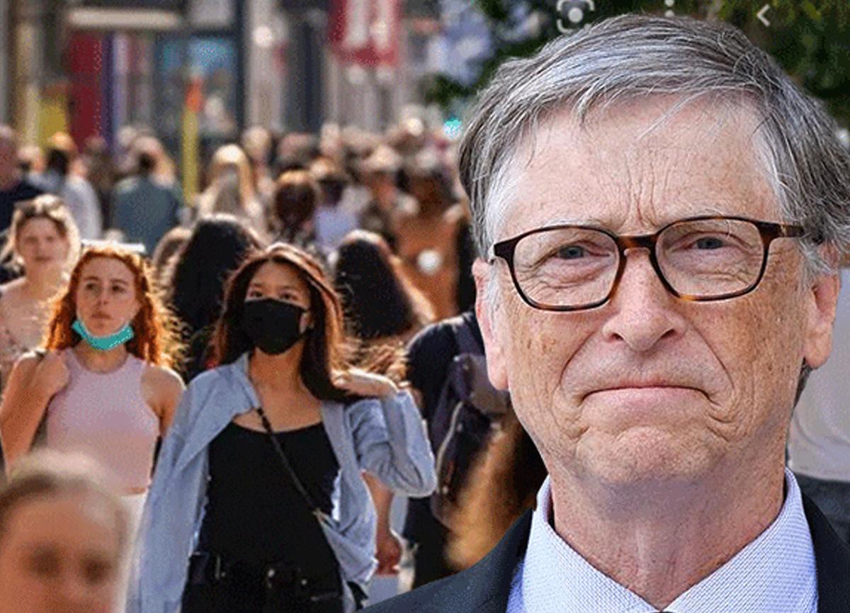 Bill Gates'ten ezber bozan pandemi açıklaması!