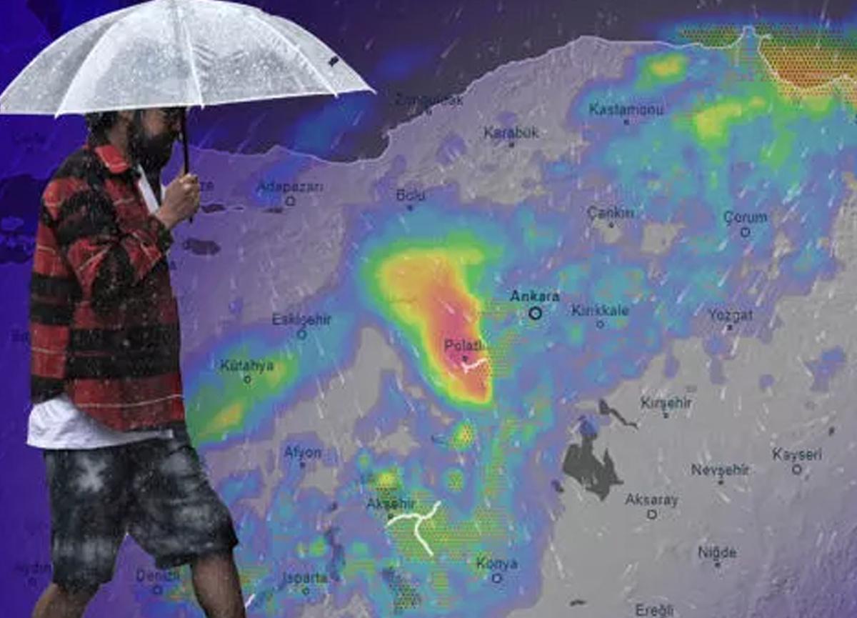 Meteoroloji'den peş peşe 4 uyarı! Çok sayıda il için sarı alarm