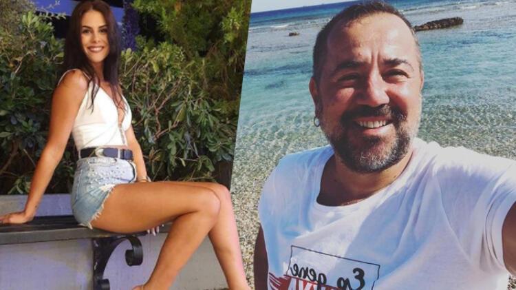 Julieta Kitrinou ile aşk mı yaşıyor? Ata Demirer'den jet yanıt