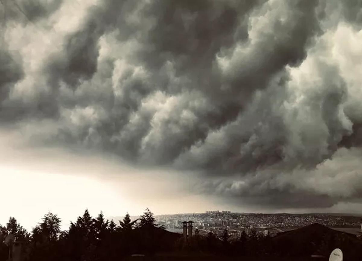 Meteoroloji il il uyardı, İstanbullular dikkat!