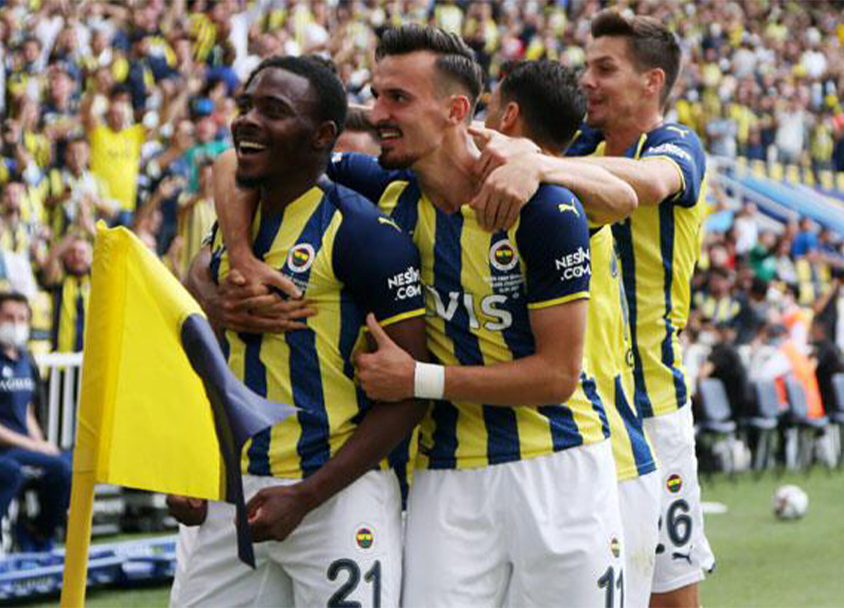 Son dakika: Fenerbahçe'nin Eintracht Frankfurt kadrosu açıklandı