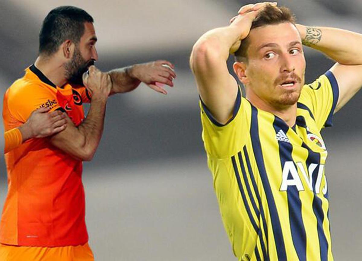 Son Dakika: Fenerbahçe'den Mert Hakan - Arda Turan açıklaması!