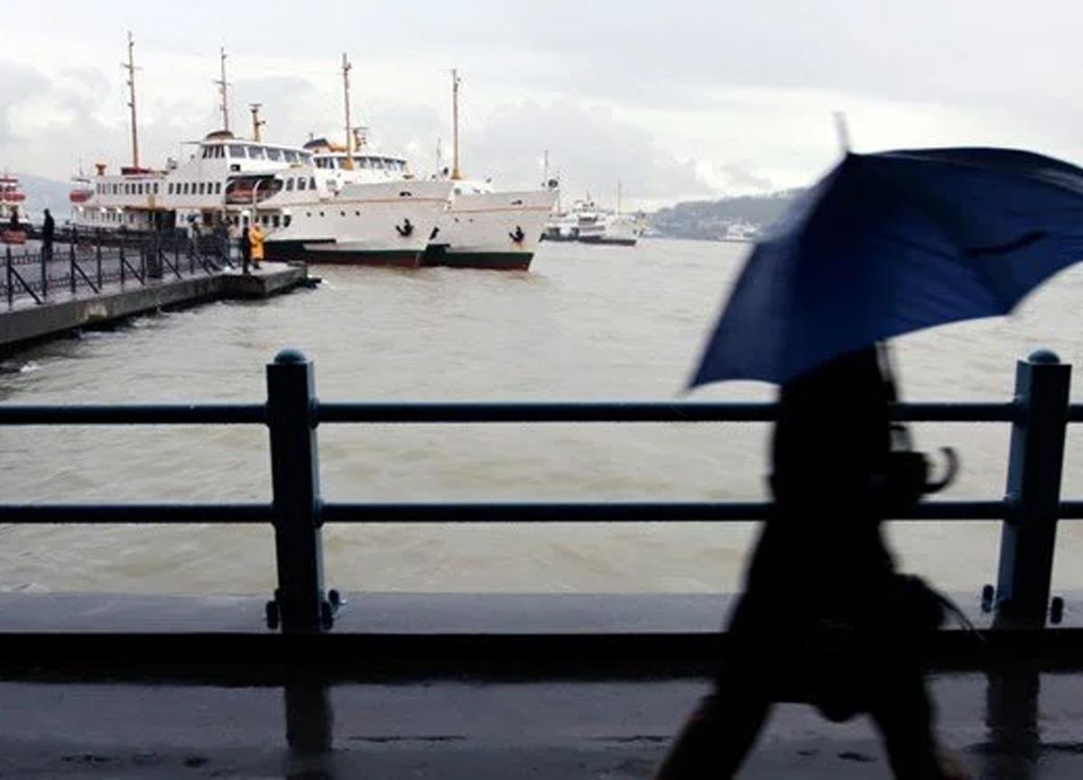 Meteoroloji'den sağanak yağış uyarısı: Bugün hava nasıl olacak?