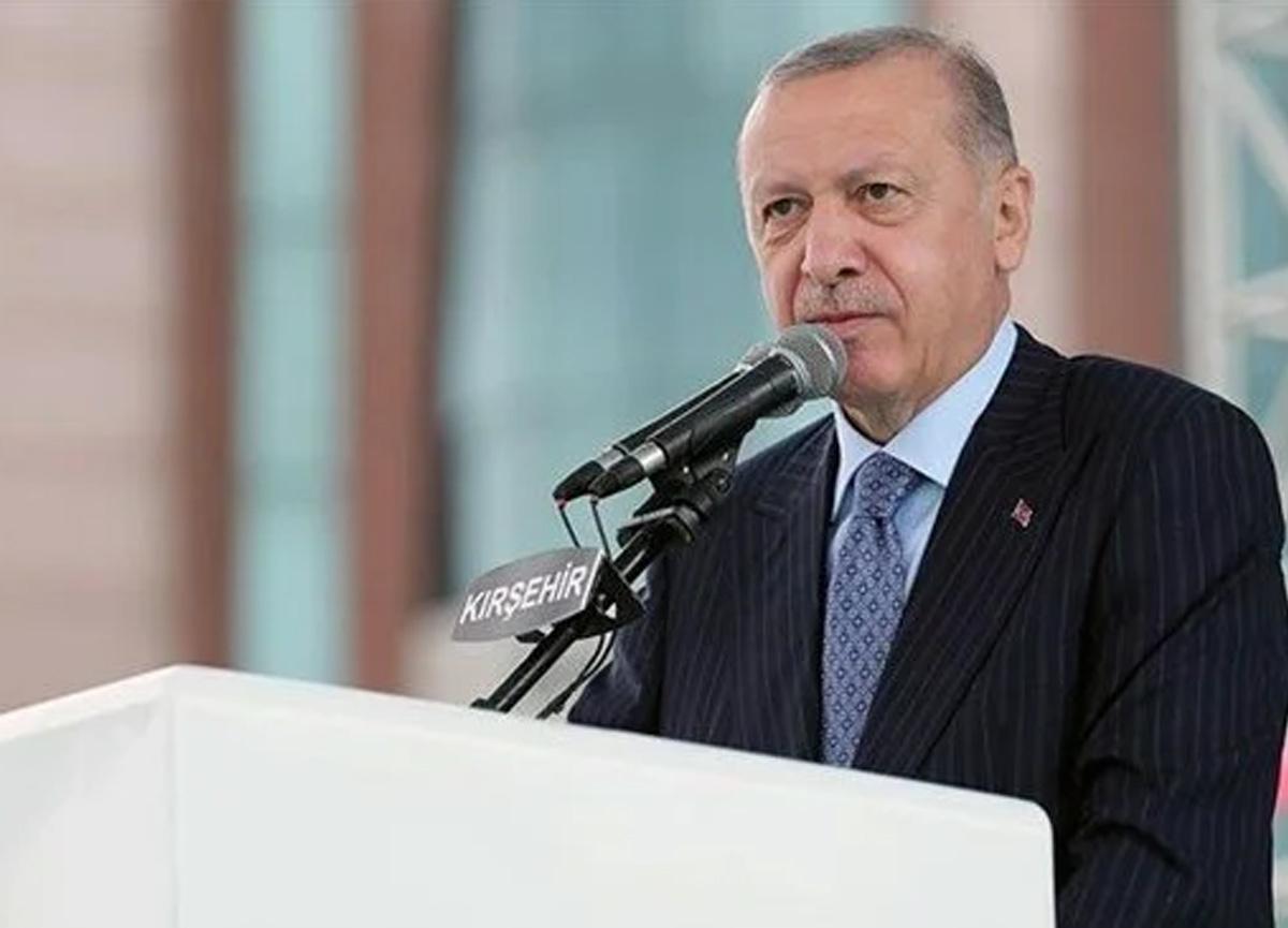 Cumhurbaşkanı Erdoğan'dan enflasyon açıklaması: Fahiş fiyatların önüne geçeceğiz