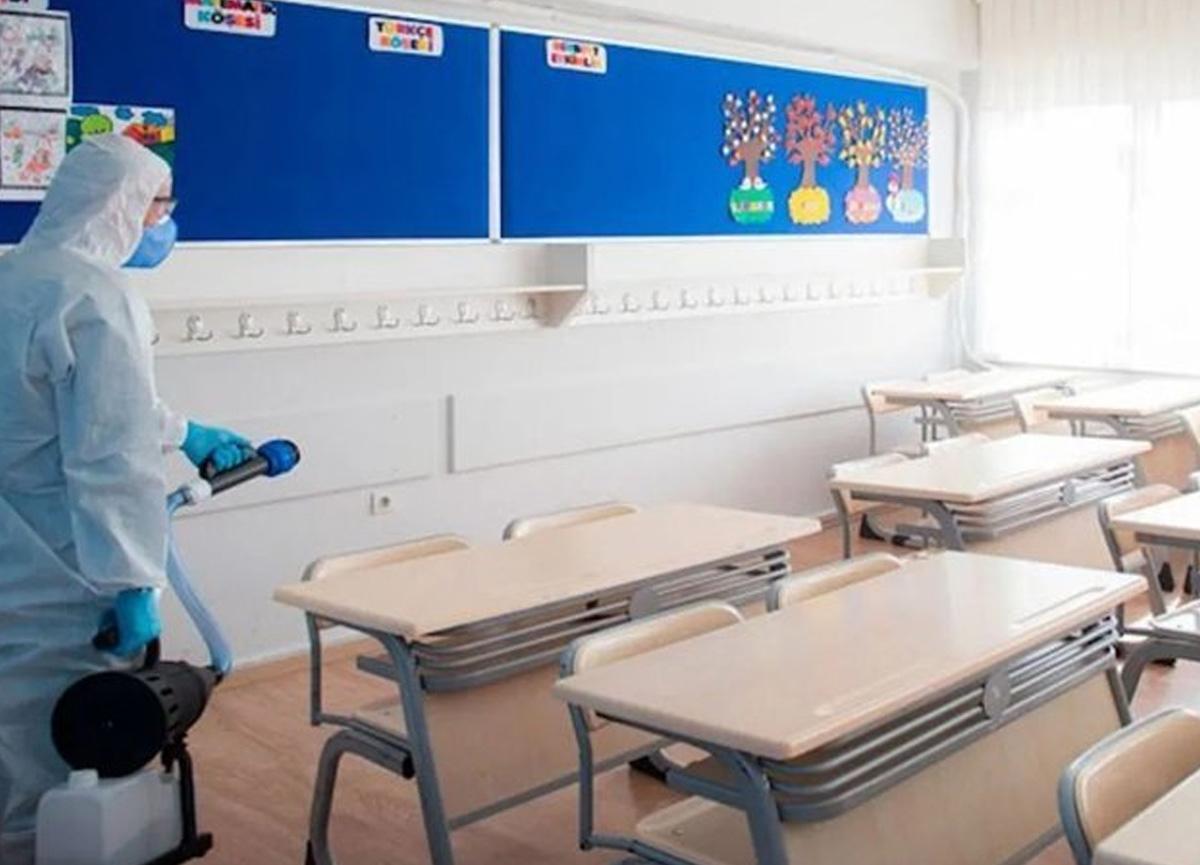 Tokat'ta 7 sınıf koronavirüs nedeniyle karantinaya alındı