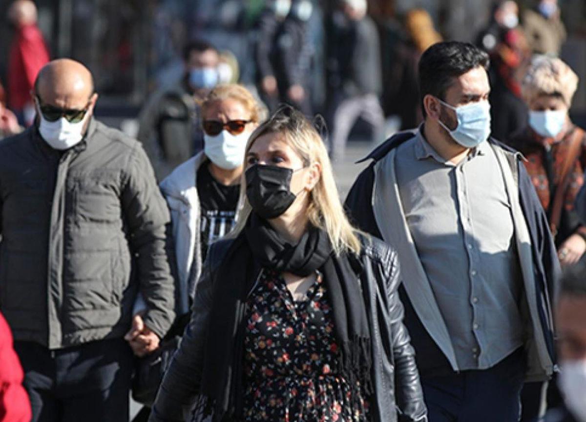 Türkiye'nin koronavirüs tablosu açıklandı! Rakam bir türlü düşmüyor