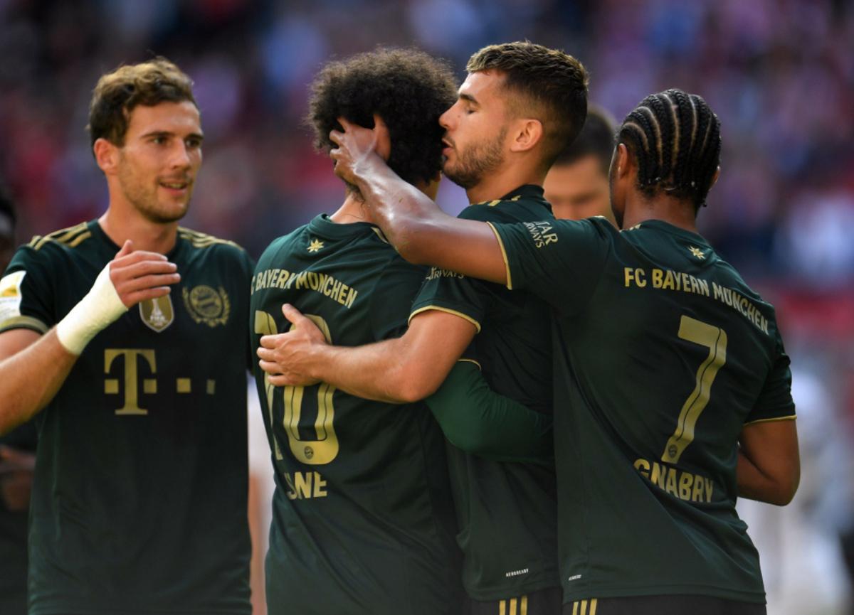 Bayern Münih evinde Bochum'u 7-0 mağlup etti