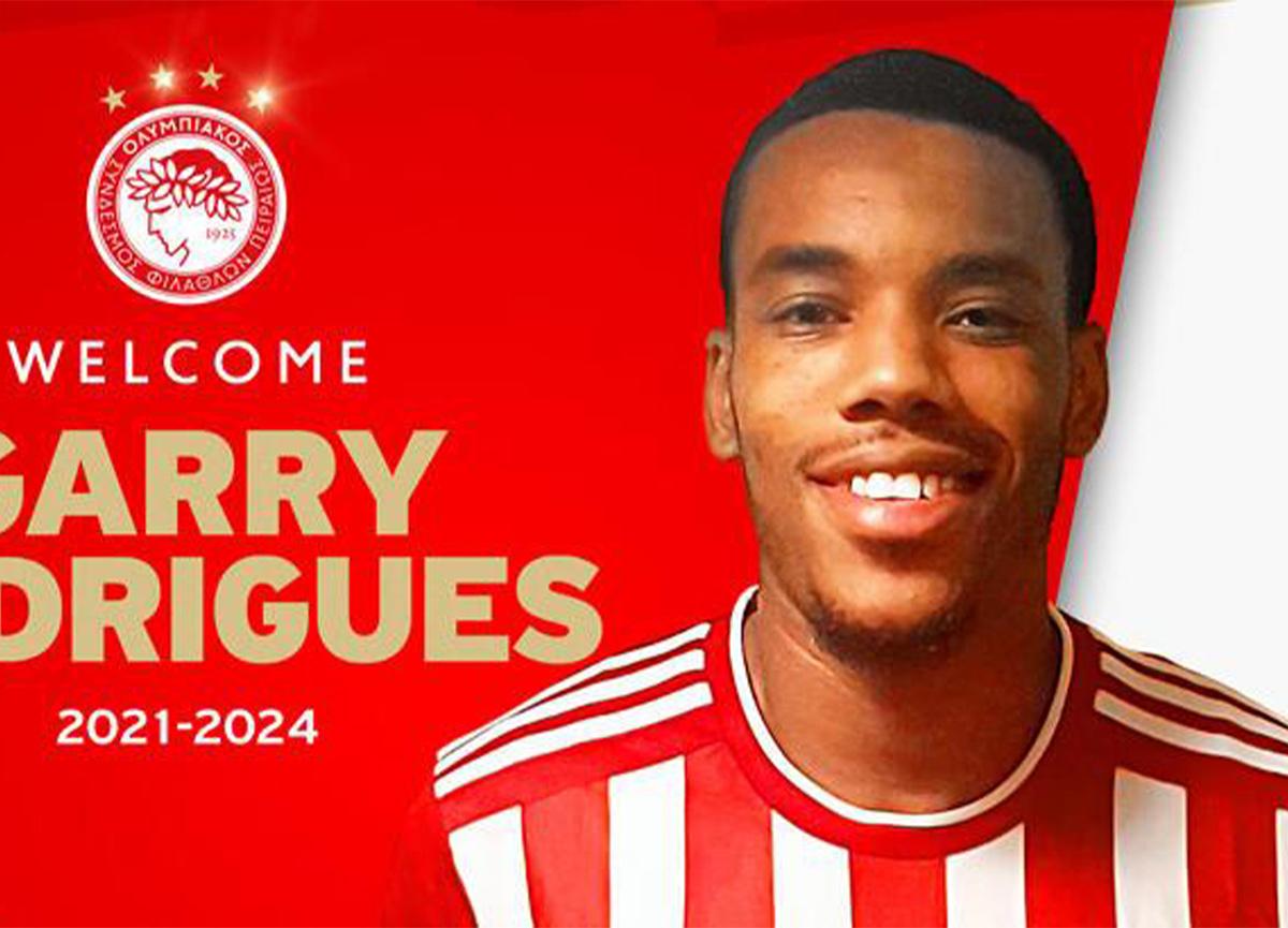 Olympiakos, Garry Rodrigues transferini resmen açıkladı!
