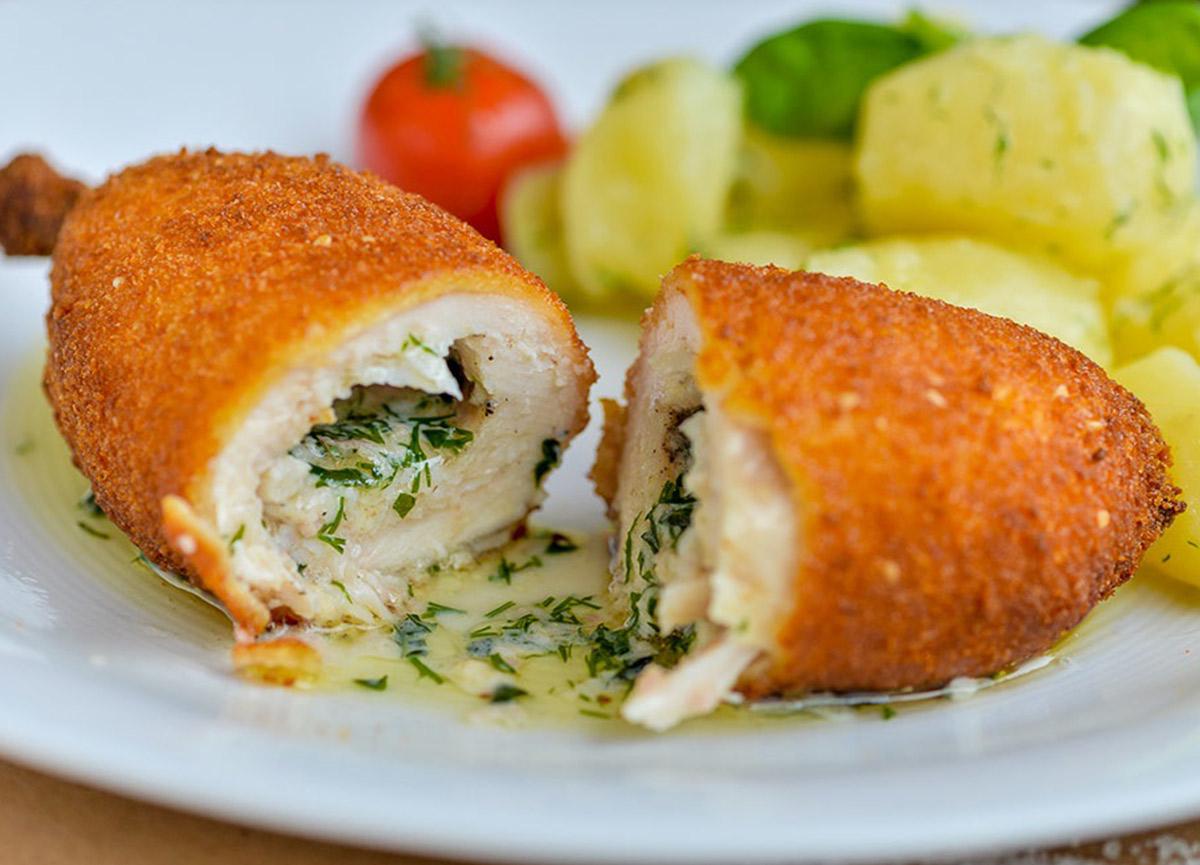 Tavuk Kievski nasıl yapılır? 20 Eylül MasterChef 2021 Tavuk Kievski tarifi, malzemeleri ve püf noktası