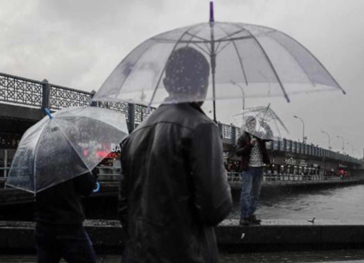 İstanbul'da perşembe günü, 10 ile 12 derece arasında sıcaklık düşmeleri yaşanacak