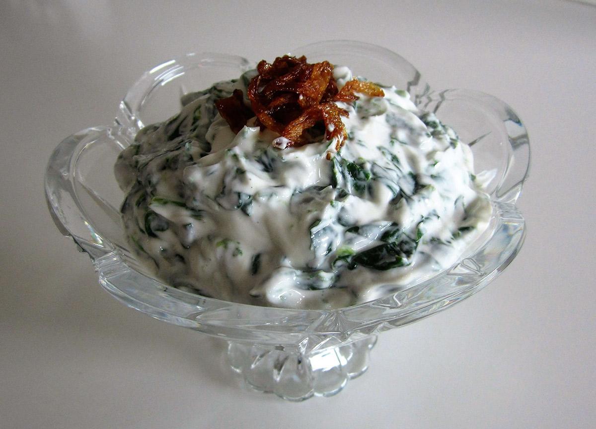 Ispanak borani nasıl yapılır? 21 Eylül MasterChef 2021 ıspanak borani tarifi, malzemeler ve püf noktası