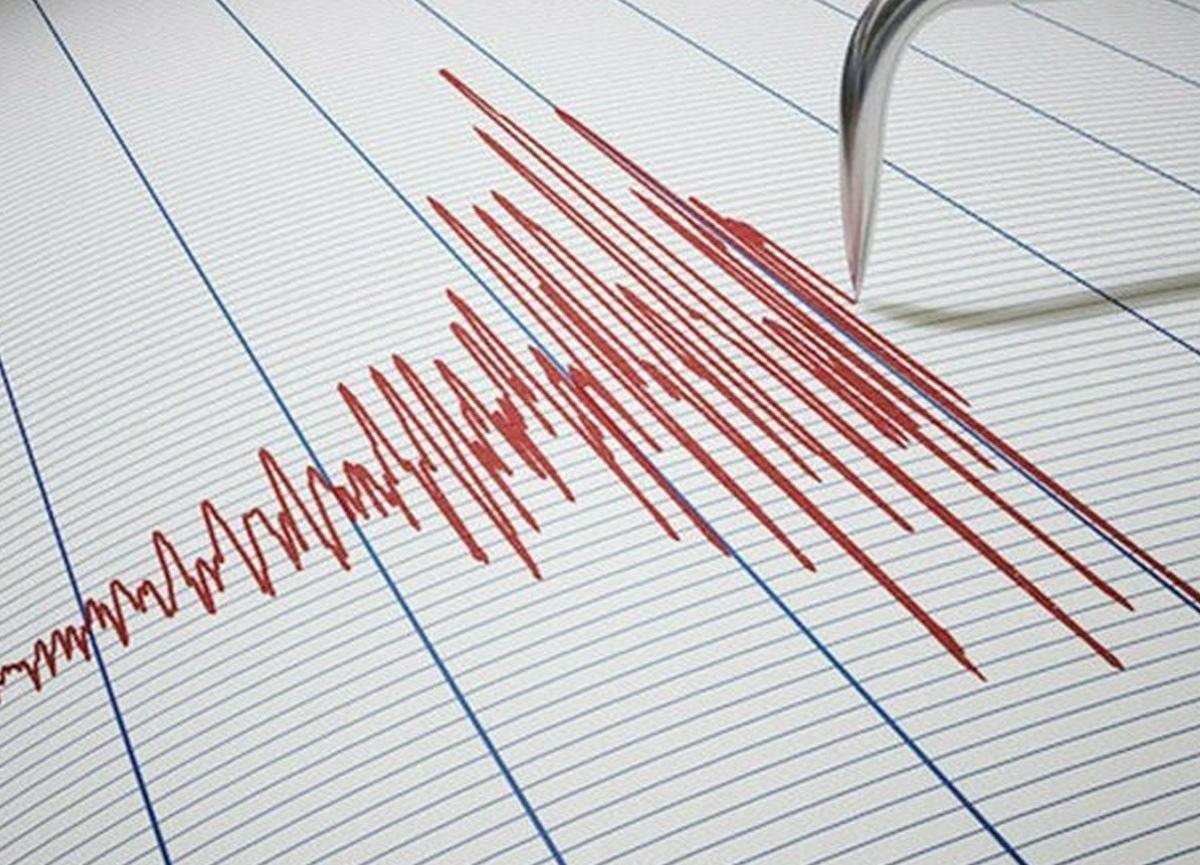 Tokat'ta 4.3 büyüklüğünde deprem!