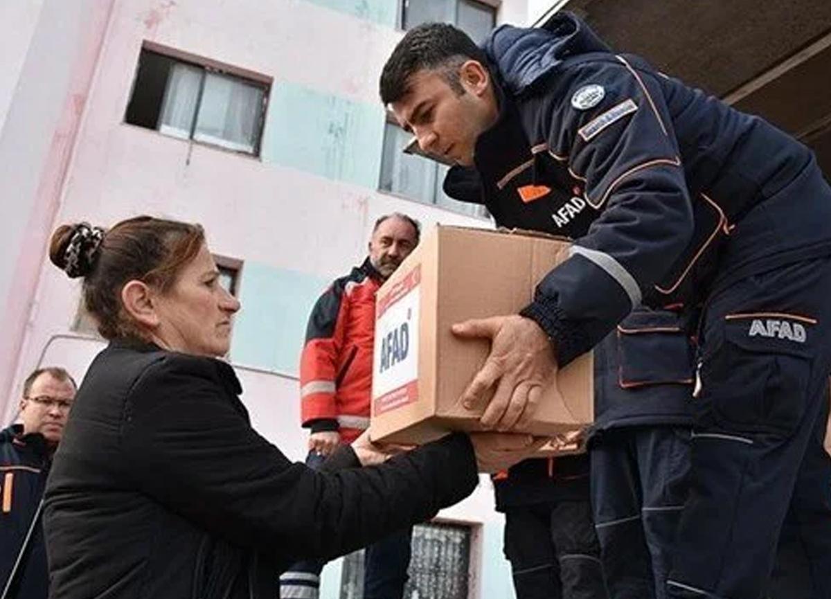 AFAD, yangın ve sel felaketleri için toplanan bağış tutarını açıkladı
