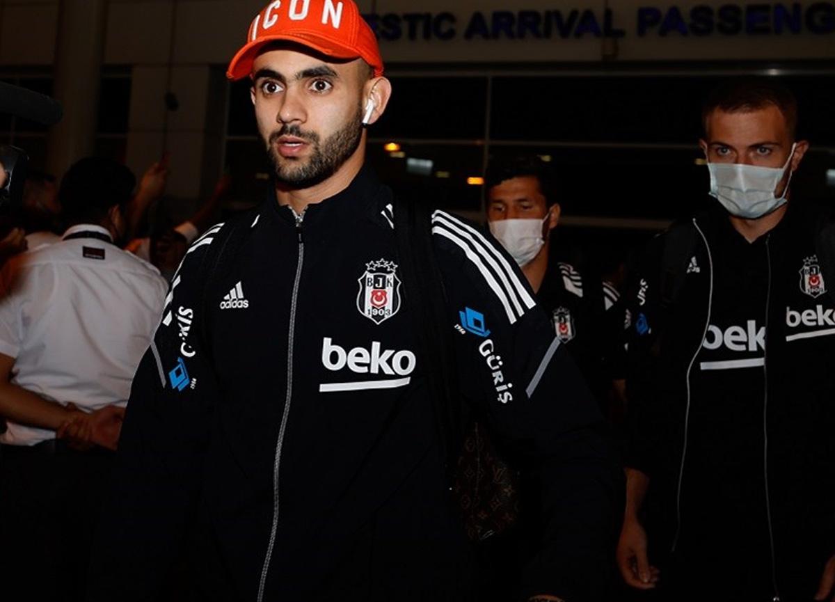 Beşiktaş'ta Ghezzal, Altay maçında yok
