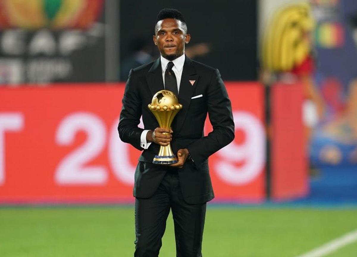 Samuel Eto'o, Kamerun Futbol Federasyonu Başkanlığına adaylığını açıkladı