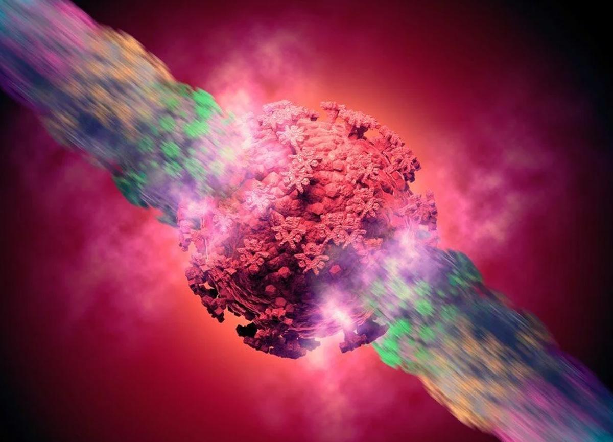 COVID için ümit veren konuşma: Virüsün daha ölümcül mutasyona uğrayacak yeri kalmadı