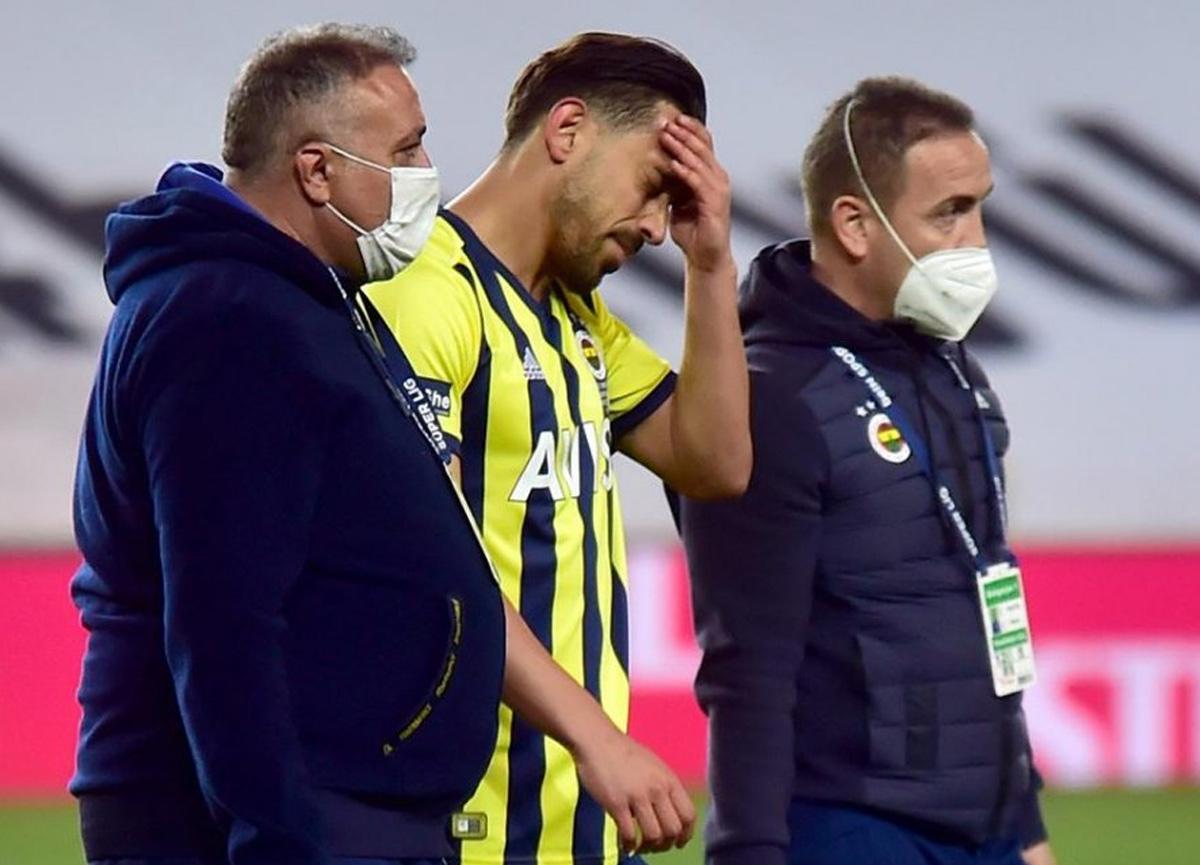 Fenerbahçe'ye İrfan Can Kahveci'den iyi haber