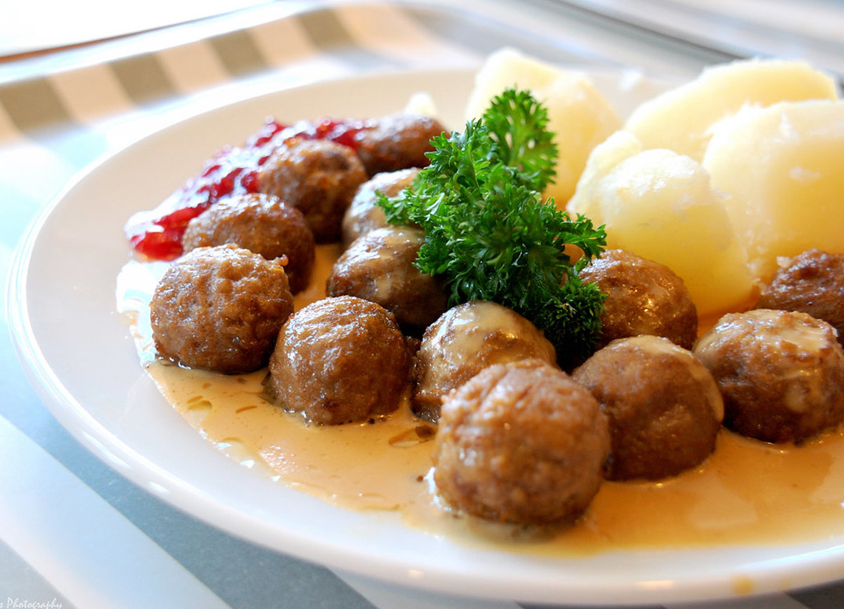 İsveç köfte nasıl yapılır? 23 Eylül MasterChef 2021 gravy sos ile İsveç köfte tarifi, püf noktası, malzemeler