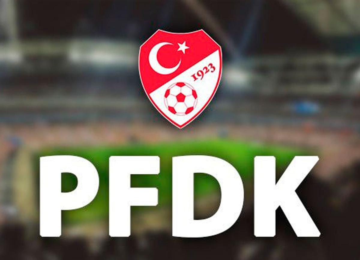 Beşiktaş - Adana Demirspor maçında yaşanan olaylarla ilgili PFDK kararları açıklandı