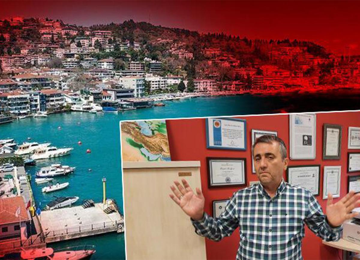 İstanbul için çarpıcı tsunami açıklaması! 'İnsanları denize sürükleyebilir'
