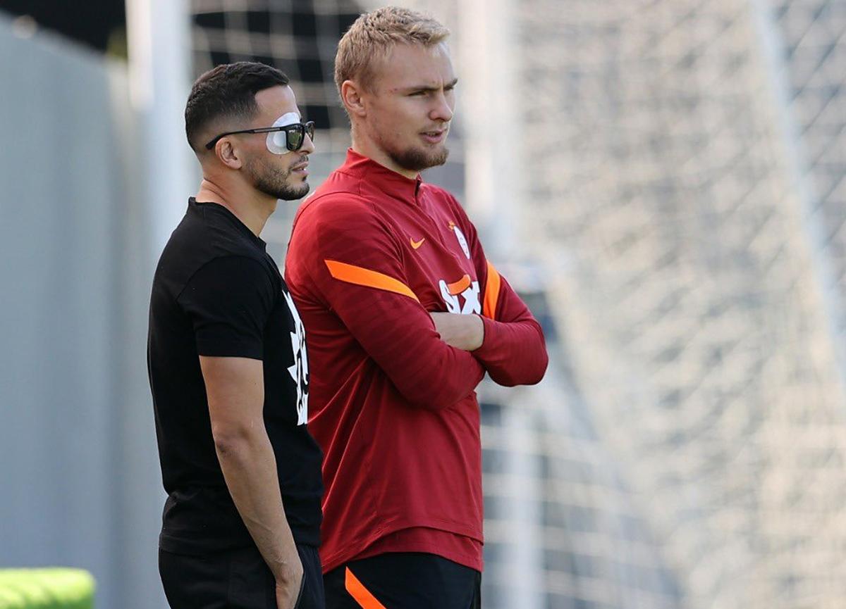 Galatasaray'da Omar ve Sacha Boey gelişmesi