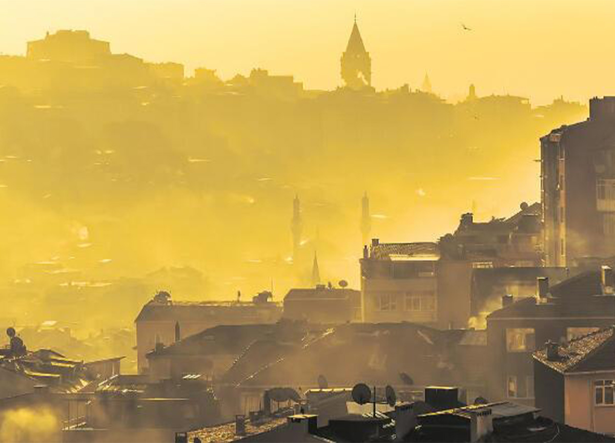 İstanbul için korkutan veri! Hava kirliliği arttı