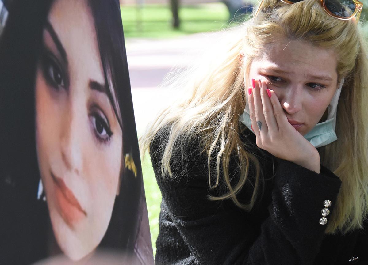 Cansız bedeni her yerde aranıyor: Gözyaşları sel oldu