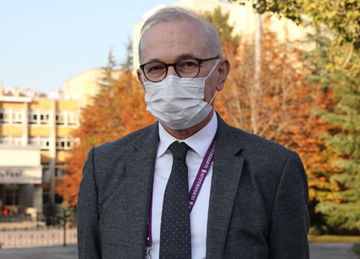 Prof. Dr. Akova: Turkovac aşısı Sinovac kadar etkili olacaktır