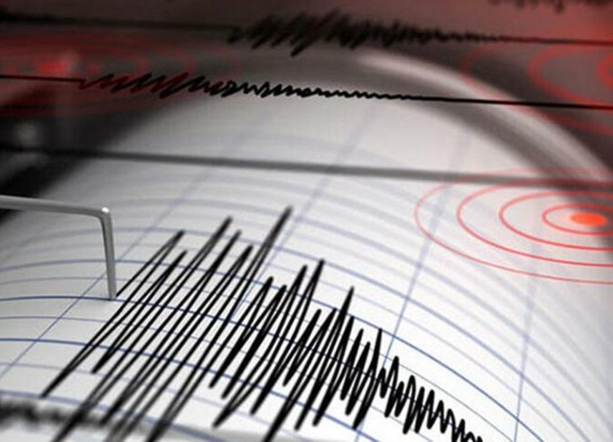 Son dakika: Datça'da 4.0 büyüklüğünde deprem meydana geldi!