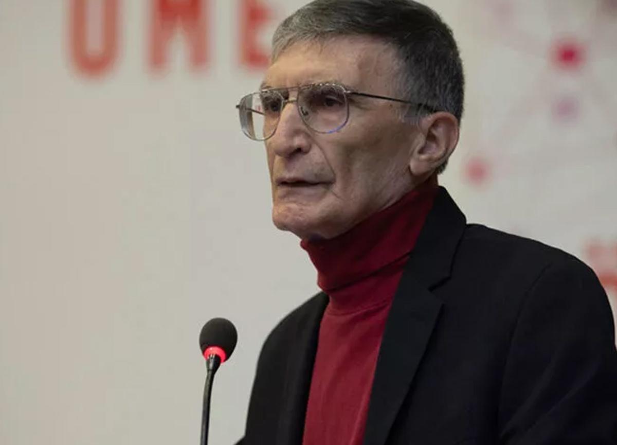 Prof. Dr. Aziz Sancar çağrı yaptı: Kanun zorlamasa bile aşı olmak gerek