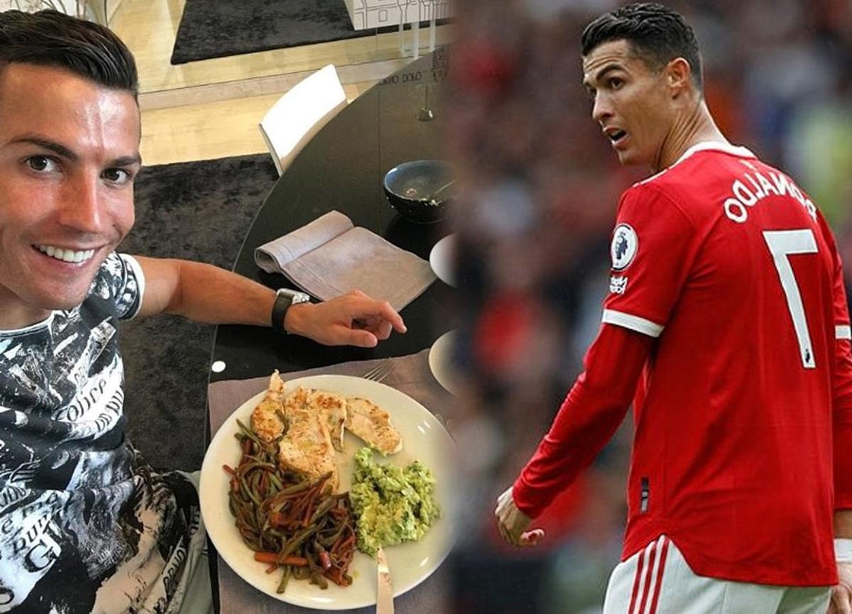 Cristiano Ronaldo'nun yeni yemek listesi ortaya çıktı! Ahtapot ve Bacalhau...