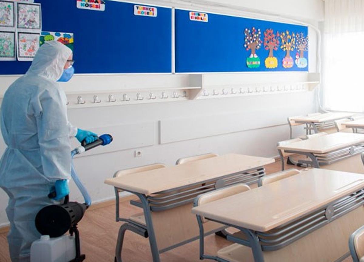 Kars'ta 30 sınıf birden karantinaya alındı