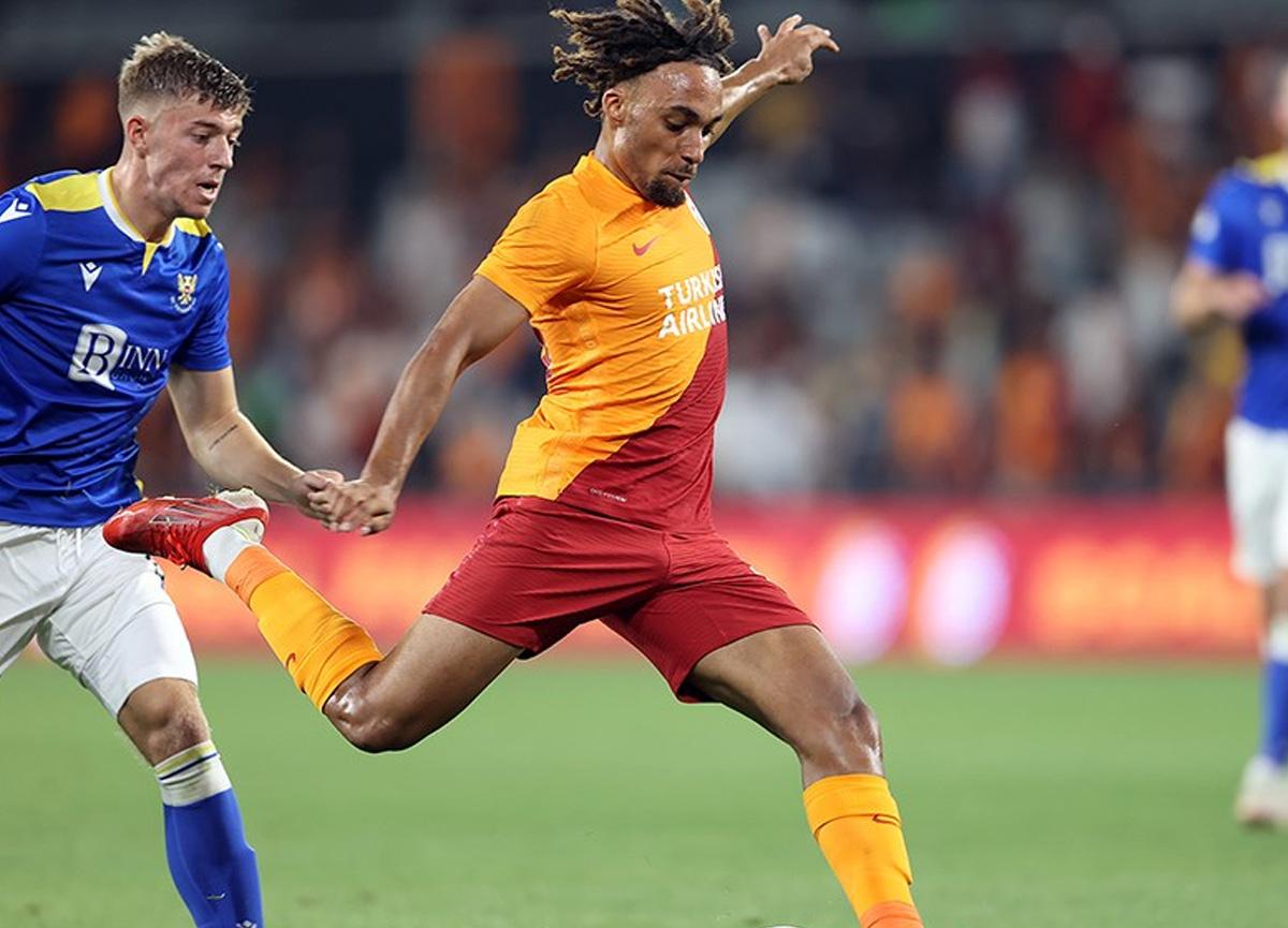 Galatasaray'da Sacha Boey müjdesi: Takımla çalışmalara başladı