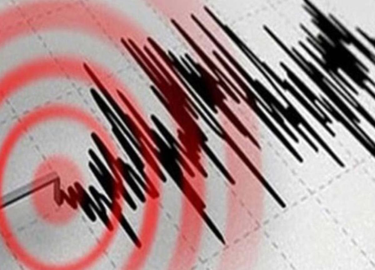 Son dakika: Muğla'nın Marmaris ilçesi açıklarında 3.9 büyüklüğünde deprem meydana geldi