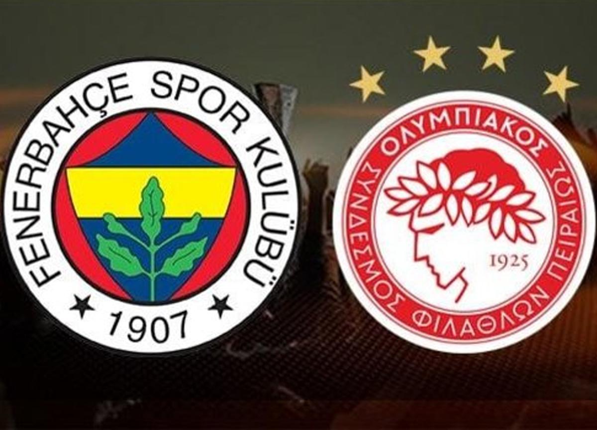 Fenerbahçe Olympiakos UEFA maçı ne zaman saat kaçta hangi kanalda?