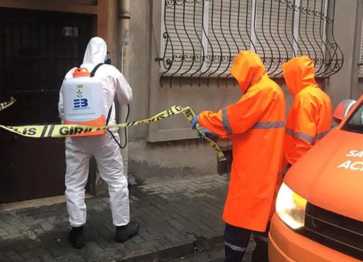 Rize'de karantinadan kaçan 18 kişi otele yerleştirildi