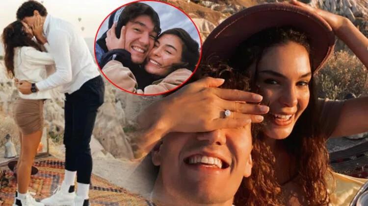 Cedi Osman: Ebru Şahin'i gördüğüm gün bunu biliyordum