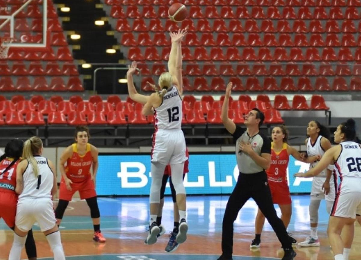Beşiktaş Kadın Basketbol Takımı'nda 8 sporcu zehirlendi