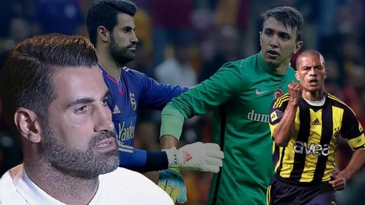 Volkan Demirel Süper Lig'deki rüya 11'ini açıkladı! Galatasaray'dan 3 yıldız