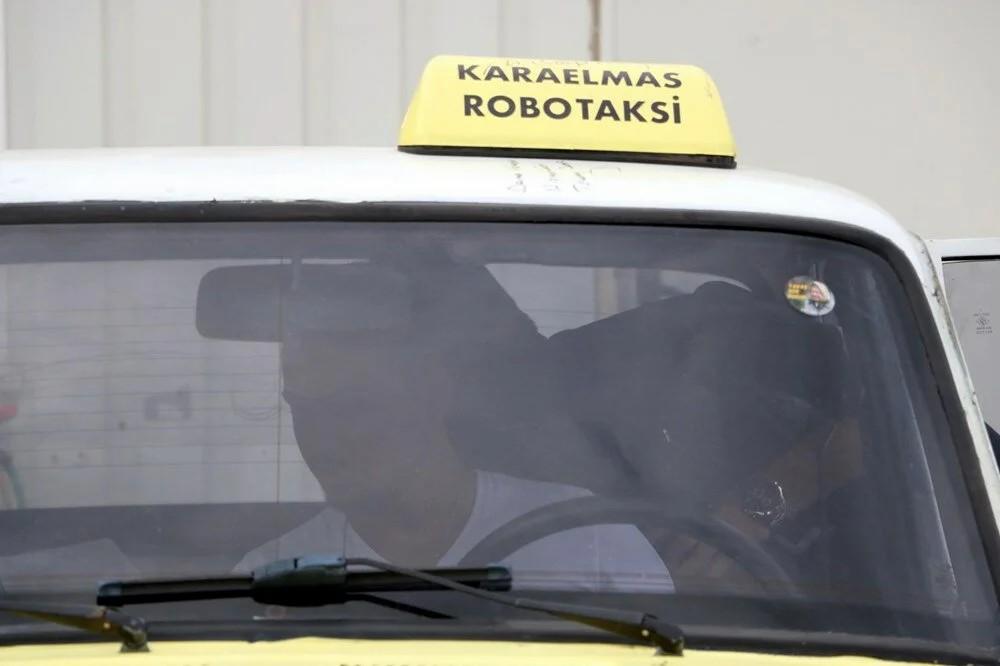 Murat 124 otonom araç oldu