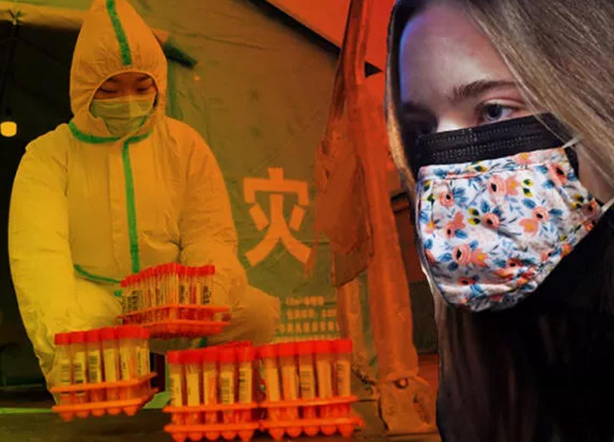 Koronavirüse karşı vahşi yöntem!