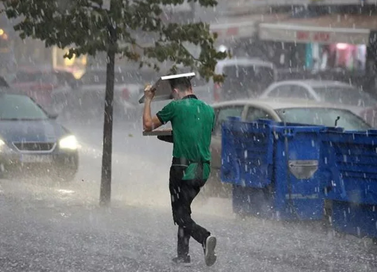 Meteoroloji'den çok kuvvetli yağış uyarısı!