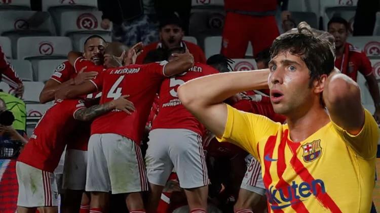 Şampiyonlar Ligi'nde Barcelona averaj takımı oldu! Messi gitti işler değişti...