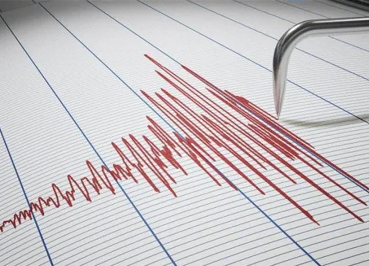 Muğla açıklarında 4.3 büyüklüğünde deprem meydana geldi