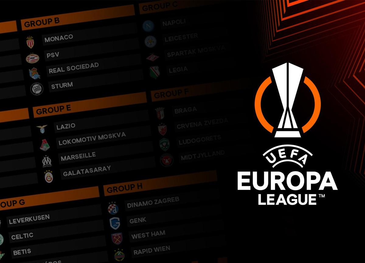 UEFA Avrupa Ligi 2. hafta maçları ne zaman saat kaçta hangi kanalda?