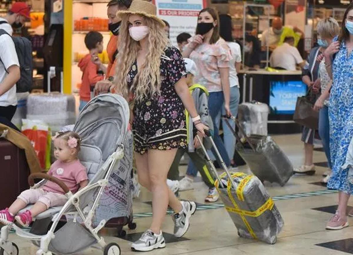 Antalya, ağırladığı yabancı turist sayısında 7 milyonu geçti