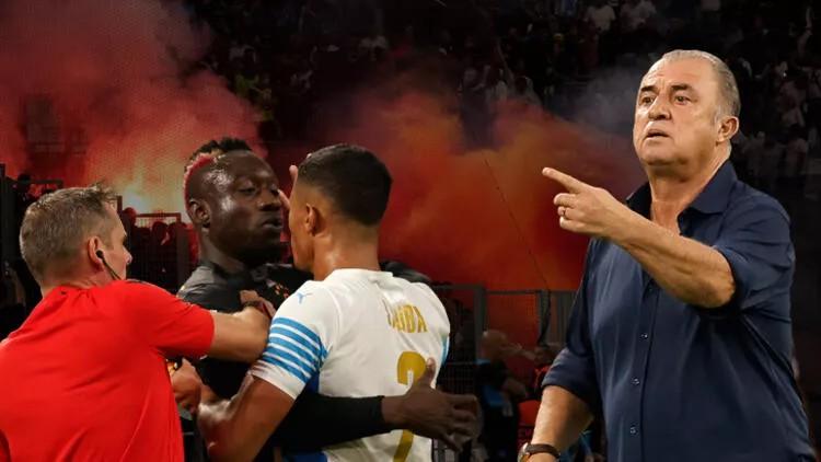 Marsilya - Galatasaray maçı sonrası patladı! 'Sicilinin bozuk olduğunu dünya alem biliyor'